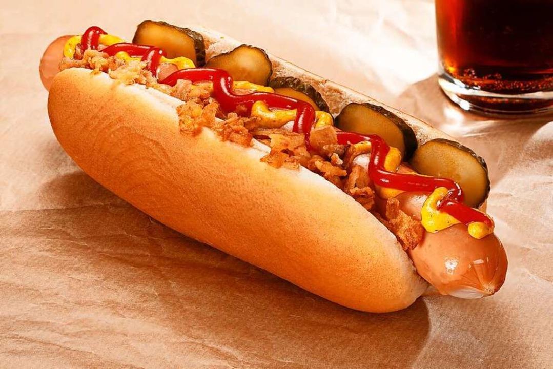 Hot Dog.    Foto: Afonkin Yuriy