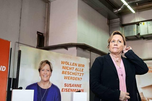Eisenmann gerät im Landtagswahlkampf weiter in Defensive