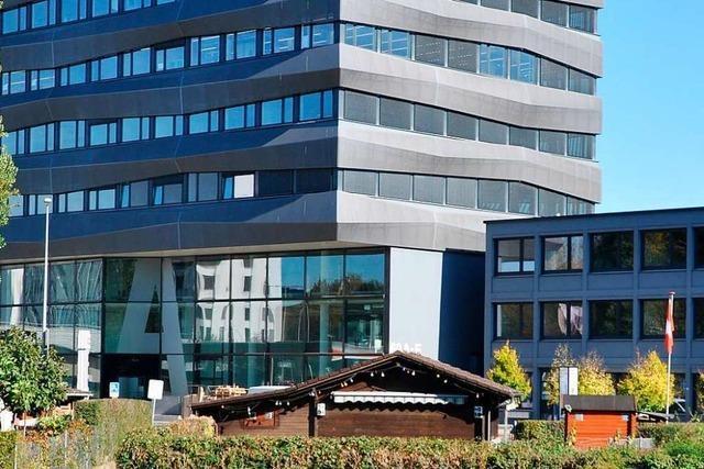Der Technologiepark Basel ist ein Ort, an dem Wunderkinder wachsen sollen