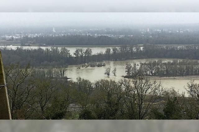 Hochwasserschutz bewährt sich