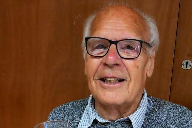 Jim Clevett hat fast 14 Jahre aus Weils Partnerstadt Bognor Regis berichtet