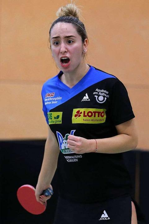 Nicht in Form: Izabela Lupulesku konnte sich nicht zu einem Sieg pushen.  | Foto: Joaquim Ferreira via www.imago-images.de