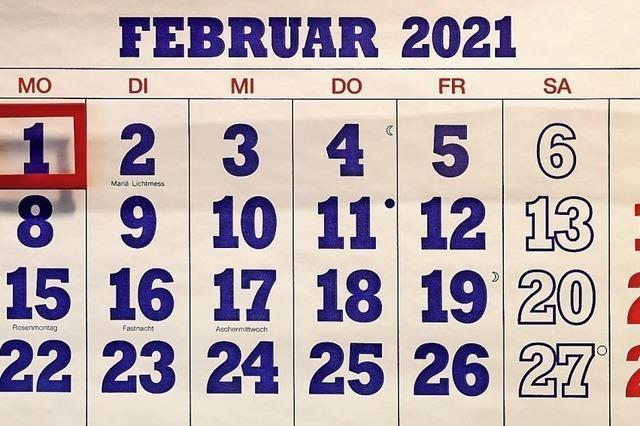 Ein perfekter Februar