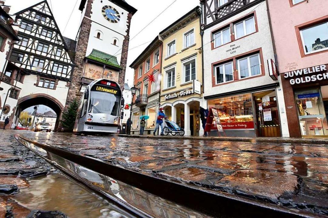Besondere Herausforderungen bedeuten d...d um den historischen Oberlindenplatz.  | Foto: Thomas Kunz