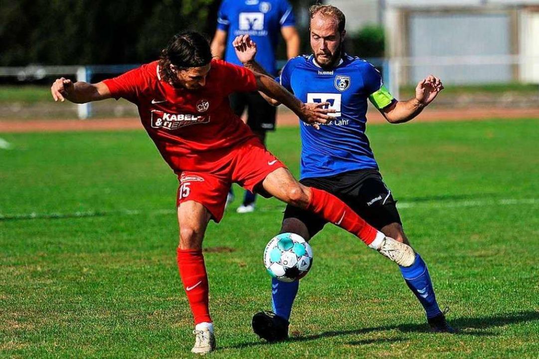 In ihren Verbandsliga-Teams seit Jahre...Saison beim Offenburger FV gehen wird.  | Foto: Bettina Schaller