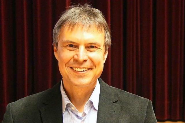 Amtsinhaber Michael Bruder tritt in Eichstetten wieder an