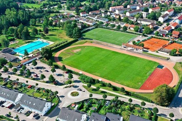 Vor 50 Jahren wurden sportliche Luftschlösser in Schopfheim geplant