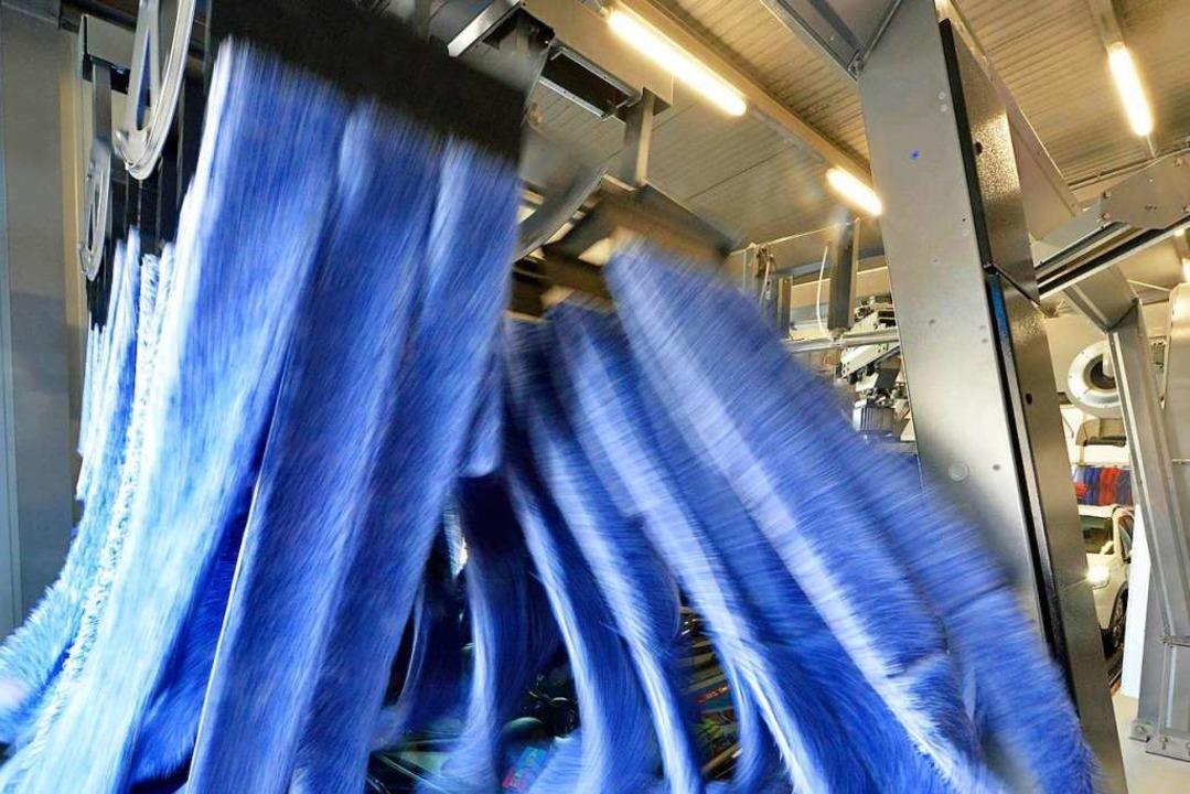 Oft reichen günstige Waschprogramme.  | Foto: Michael Bamberger