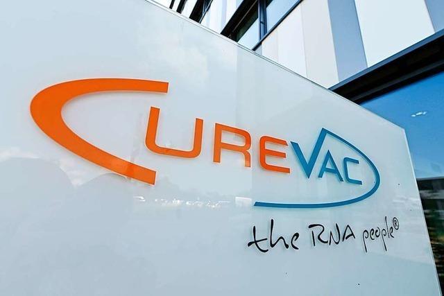 Curevac will Impfstoff-Produktion dank Bayer-Hilfe deutlich ausweiten