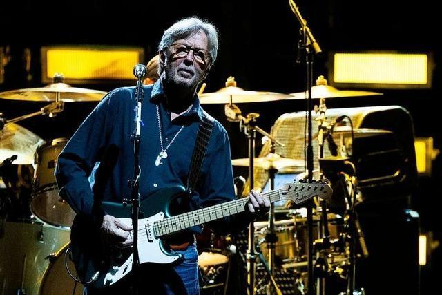 Clapton und Morrison sehen eine Verschwörung hinter dem Lockdown