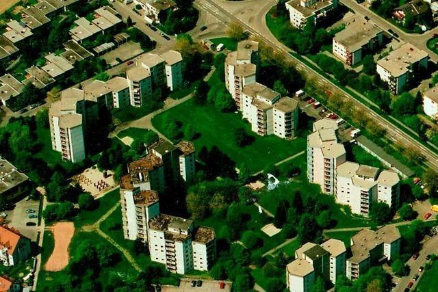Falkenstein-Siedlung in Staufen soll unter Denkmalschutz gestellt werden