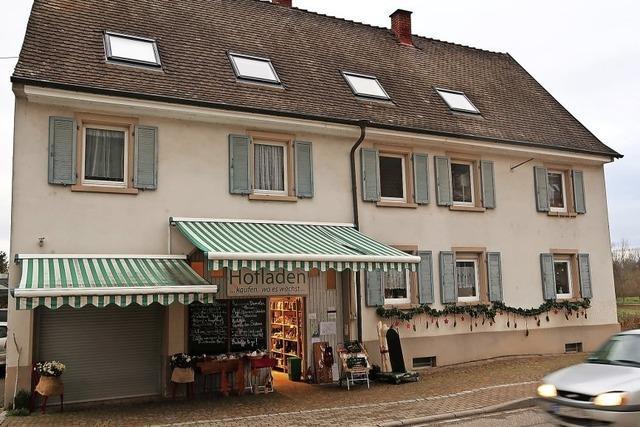 Der Biobetrieb Rudmann plant in Wasenweiler ein Café