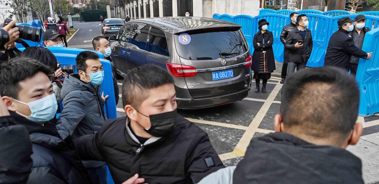 Viruslabor Wuhan