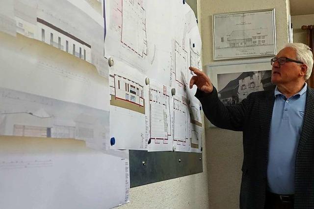 Ino Hodapp, der Wiechser Ortsvorsteher, wird 70 Jahre alt