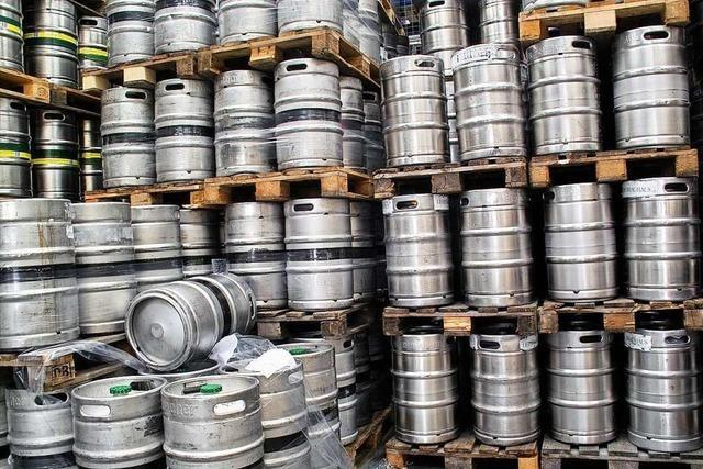 Lörracher Brauerei Lasser blickt optimistisch in die Zukunft