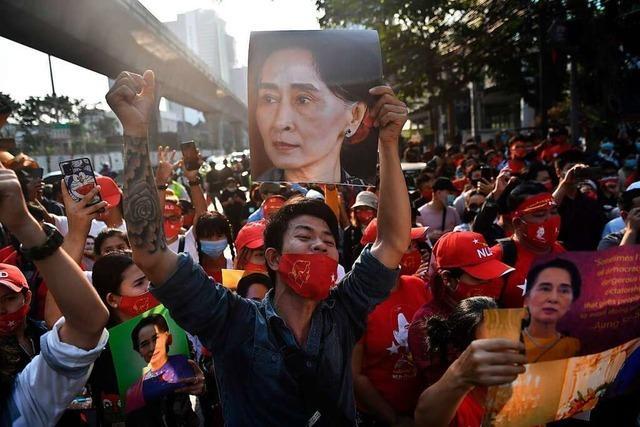 Myanmar: Comeback einer Militärdiktatur