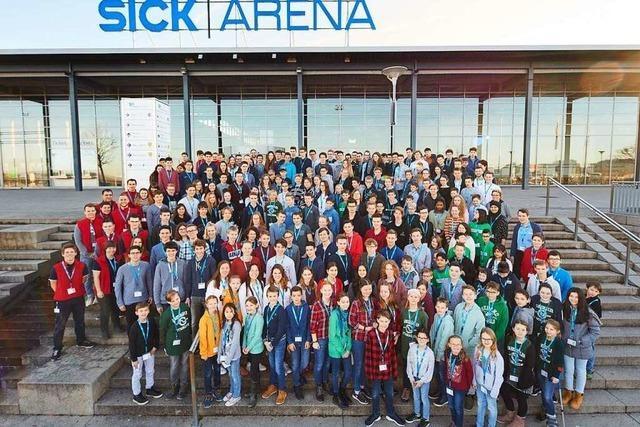 Jugend forscht findet virtuell statt – die Sick AG ist seit 20 Jahren Pate