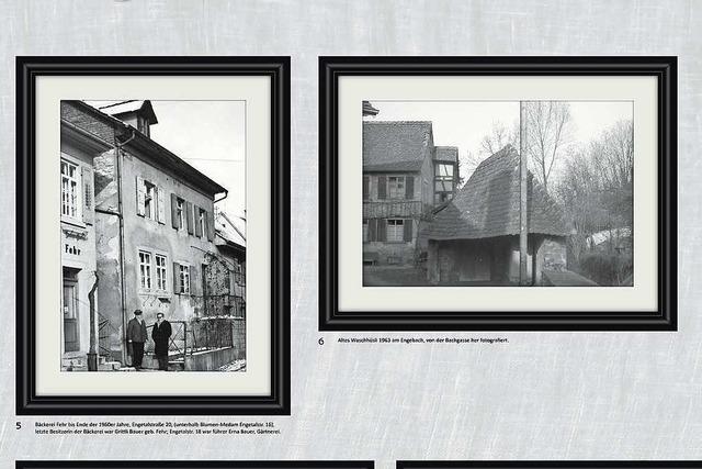 Der Förderkreis des Museum sammelt alte Fotografien von Efringen-Kirchen