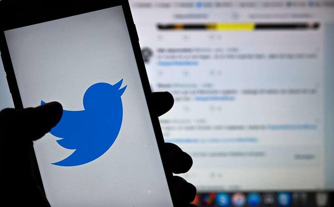 Soziale Medien wie der Kurznachrichten...emie zusätzlich an Bedeutung gewonnen.  | Foto: dpa