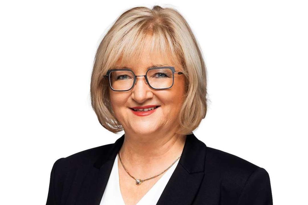 Sabine Hartmann-Müller (CDU)  | Foto: Pressefoto