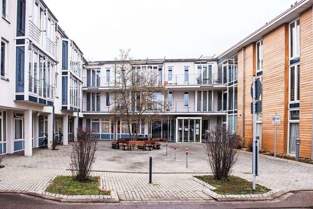 Bislang ist die Neuenburger Seniorenei...un hat es doch einen Ausbruch gegeben.    Foto: Alexander Anlicker