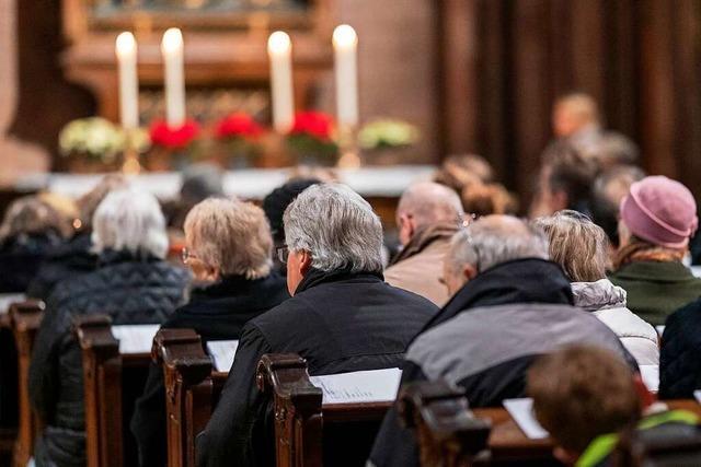 Kirchen im Kreis Lörrach kehren zu Präsenzgottesdiensten zurück