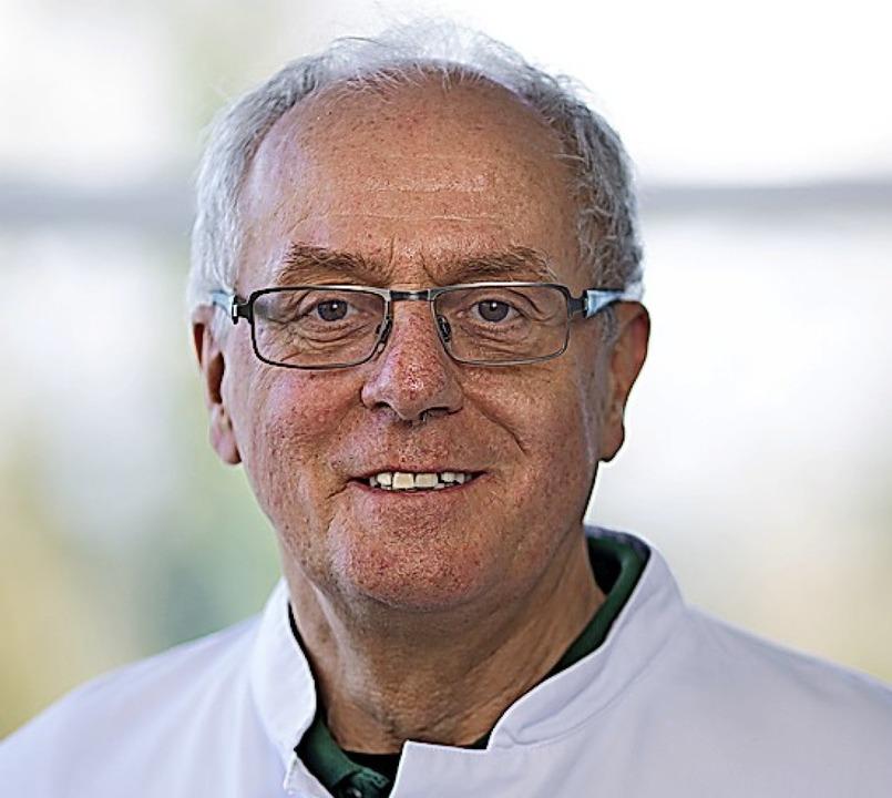 Bernhard Walter    Foto: Helios Rosmann Klinik Breisach
