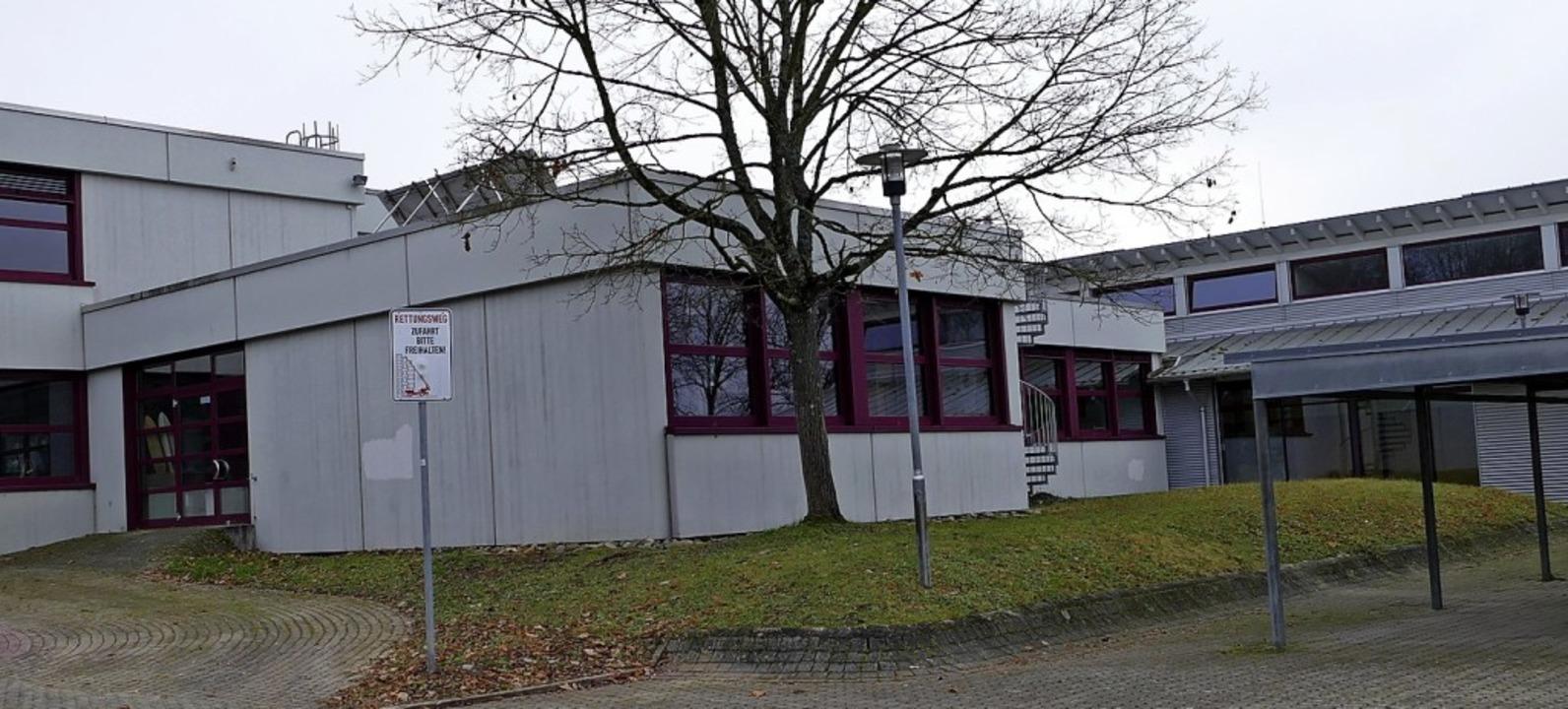 Infos über die beruflichen und schulis...den am Schulzentrum groß geschrieben.   | Foto: Victoria Langelott