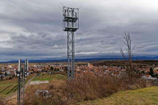 Telekom: Neuer Funkmast soll ohne Netzprobleme in Betrieb gehen