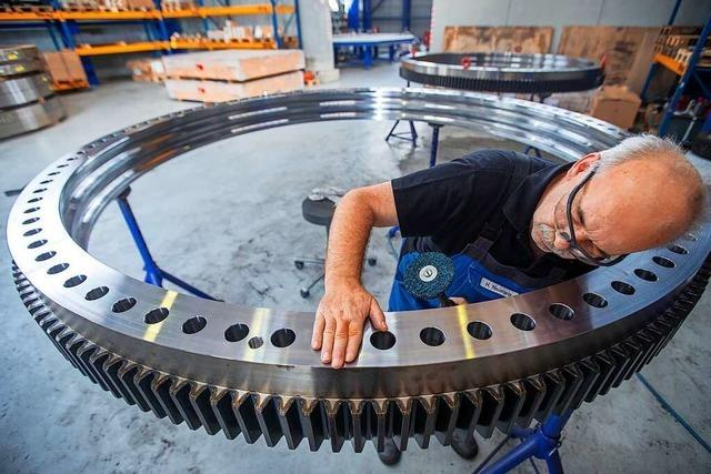 Badens Industrie hält sich im Corona-Jahr 2020 wacker