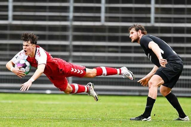 Ein richtig nerviges Unentschieden für den SC Freiburg II
