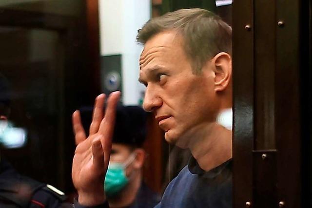 Das Urteil gegen Nawalny ist kein Happy End für Putin