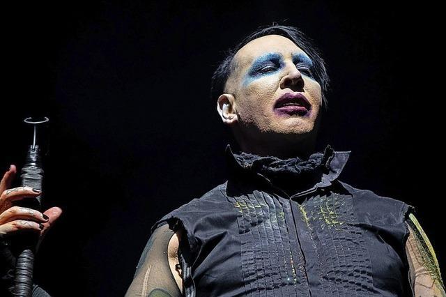 Plattenfirma trennt sich von Marilyn Manson