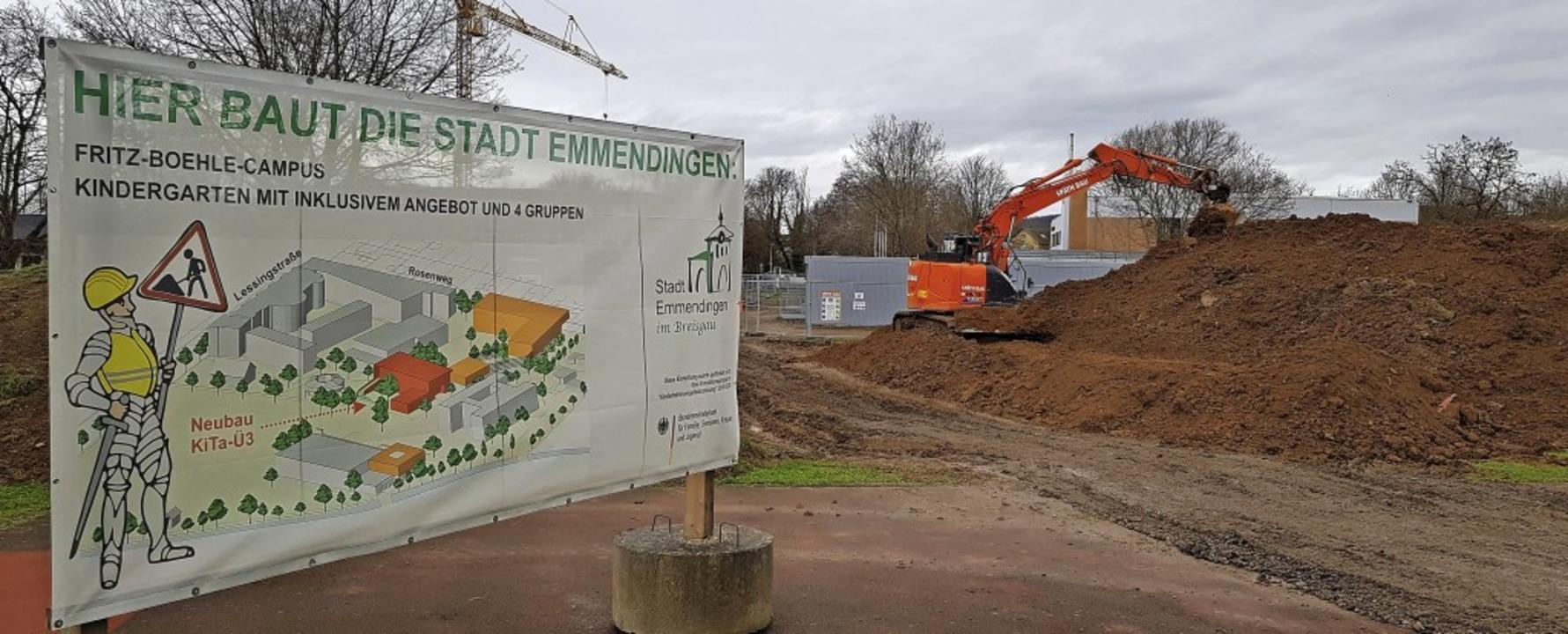 Mit einer ersten Rate von 3,5 Millione...Boehle-Areal die  größte Investition.     Foto: Gerhard Walser