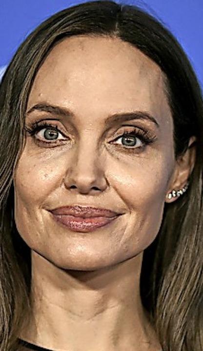 A. Jolie    Foto: Richard Shotwell (dpa)