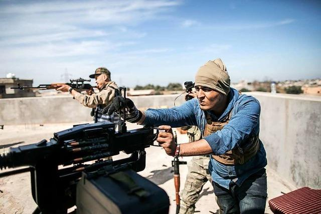 Eine Chance für das gebeutelte Libyen