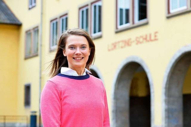 Marie-Luise Furlan ist neue Schulleiterin an der Lortzing-Grundschule