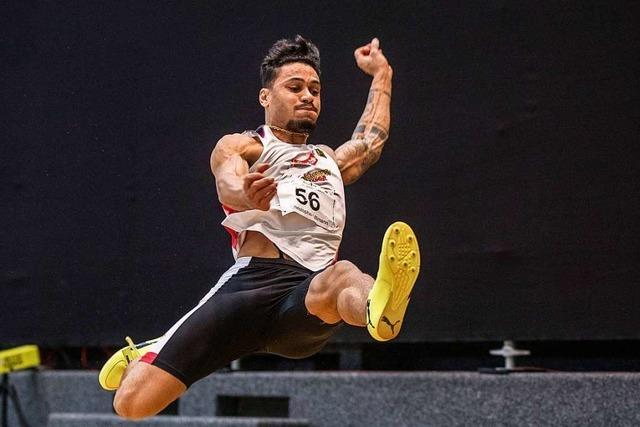 Christopher Ullmann nimmt einen neuen Anlauf zur Olympia-Qualifikation