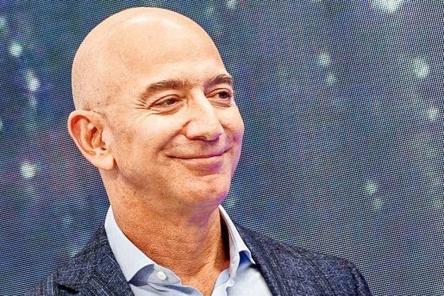 Amazon-Chef Jeff Bezos gibt Vorstandsvorsitz ab