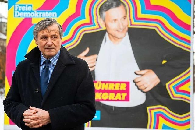 FDP-Spitzenkandidat Rülke: