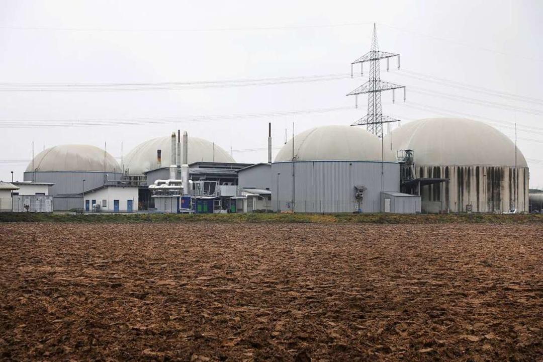 Station 2: Biogasanlage  | Foto: Christoph Breithaupt