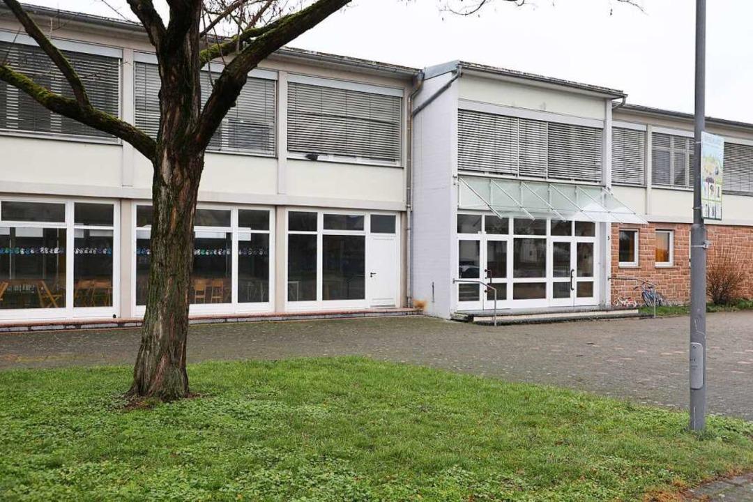 Station 4: Ehemalige Grundschule in Dundenheim  | Foto: Christoph Breithaupt