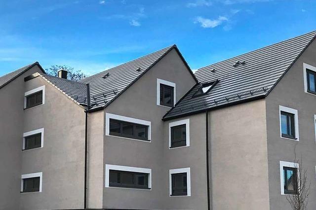 Barrierefreie Wohnungen bei Buchholz' neuer Ortsmitte sind fertig