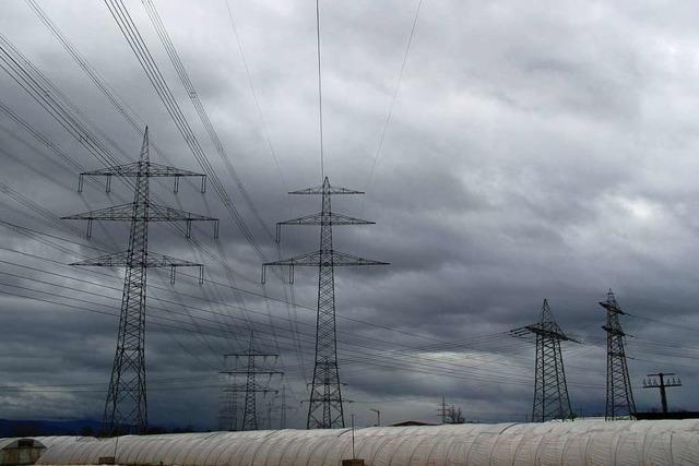 Eichstetten will Flächen schonen beim Bau neuer Strommasten