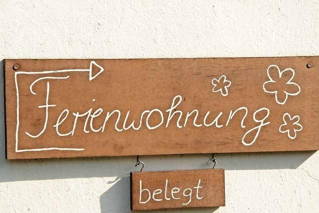 Gundelfingen erlaubt Eigentümern weiterhin, Wohnraum in Ferienwohnungen umzubauen