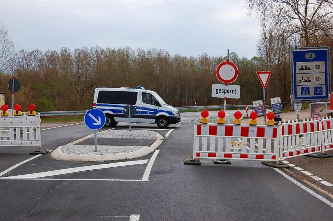 Auch Ende März 2020, als beispielsweis...te Frankreich Hochrisikogebiet werden.    Foto: Hagen Späth