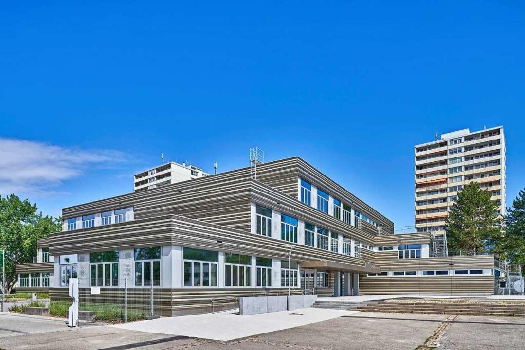 Die Sanierung der Gemeinschaftsschule ...adt inzwischen fast 17 Millionen Euro.  | Foto: robert sprang rsfotografie