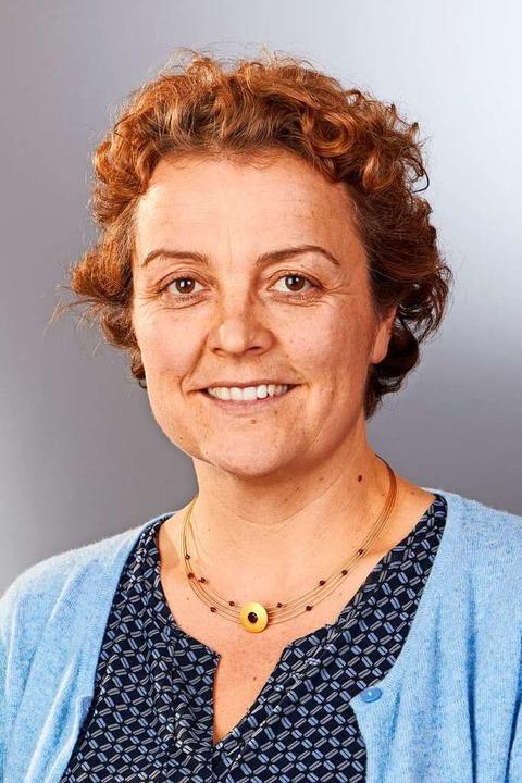 Benita Eberhardt-Lange    Foto: B. Eberhardt-Lange
