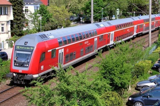 Ab Dezember fahren Doppelstockzüge auf der Hochrheinbahn