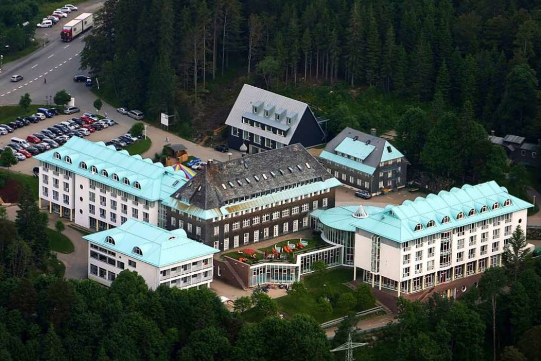 Das Caritas-Haus Feldberg ist die höchstgelegene Fachklinik im Land.    Foto: Caritashaus